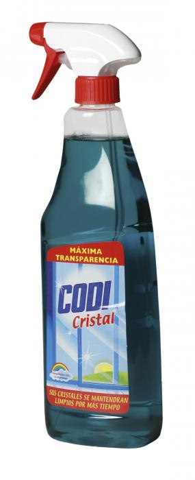 Čistič skel CODI CRISTAL 750ml - 402402