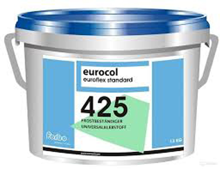 425 Euroflex Standard - Univerzální lepidlo na koberce a PVC 13kg (cena za kg)