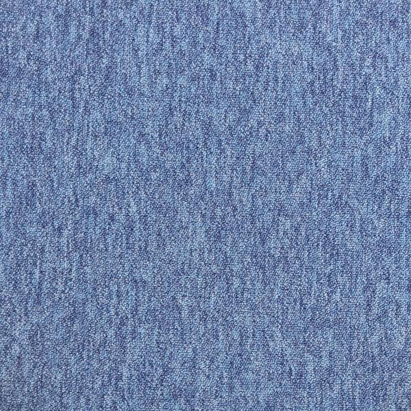 Kobercové čtverce Basalt modrý - 51861