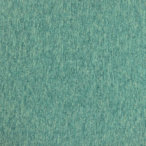 Zátěžový koberec Basalt tm. zelený - 51876