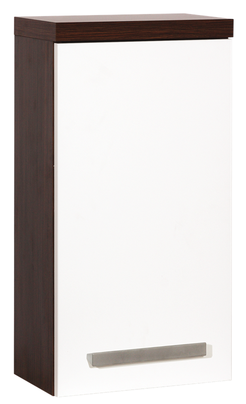 Naturel skříňka horní Cube 32,5 cm, wenge - CUBE2H32W
