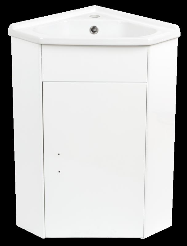 Keramia Pro rohová skříňka s umyvadlem 40,5 cm - PRORSDV