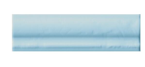 Laura modrá, profil R 25x5 cm - WLRGE101