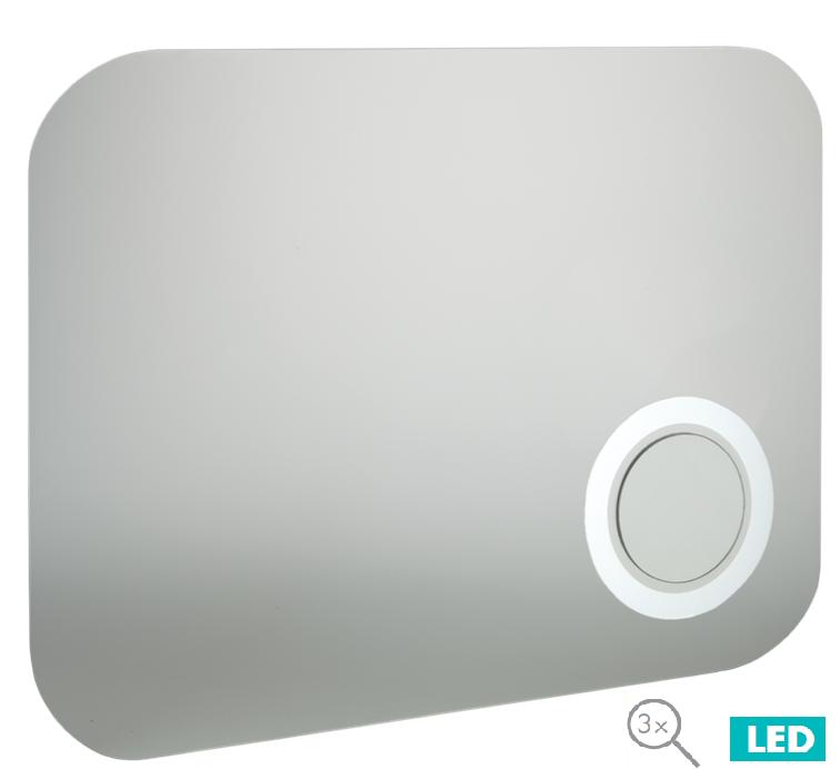 Zrcadlo s osvětlením Iluxit 60x80 cm - ZIL6080KZLED