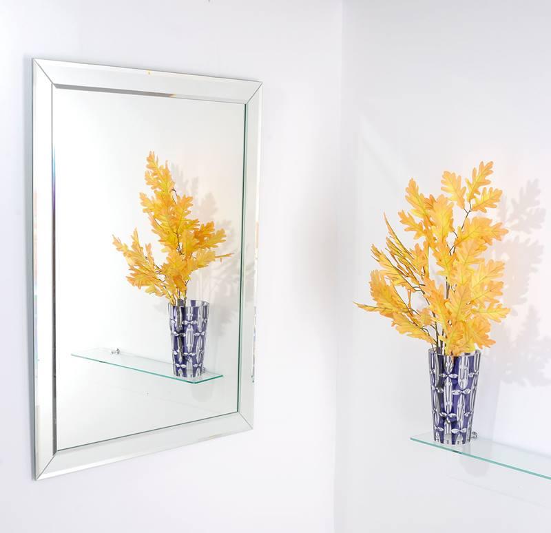 Zrcadlo Salto 80x60 cm - ZSA8060F