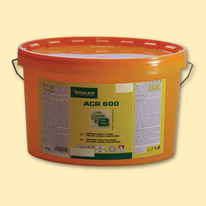 BRALEP ACR 600 Disperzní lepidlo 12kg