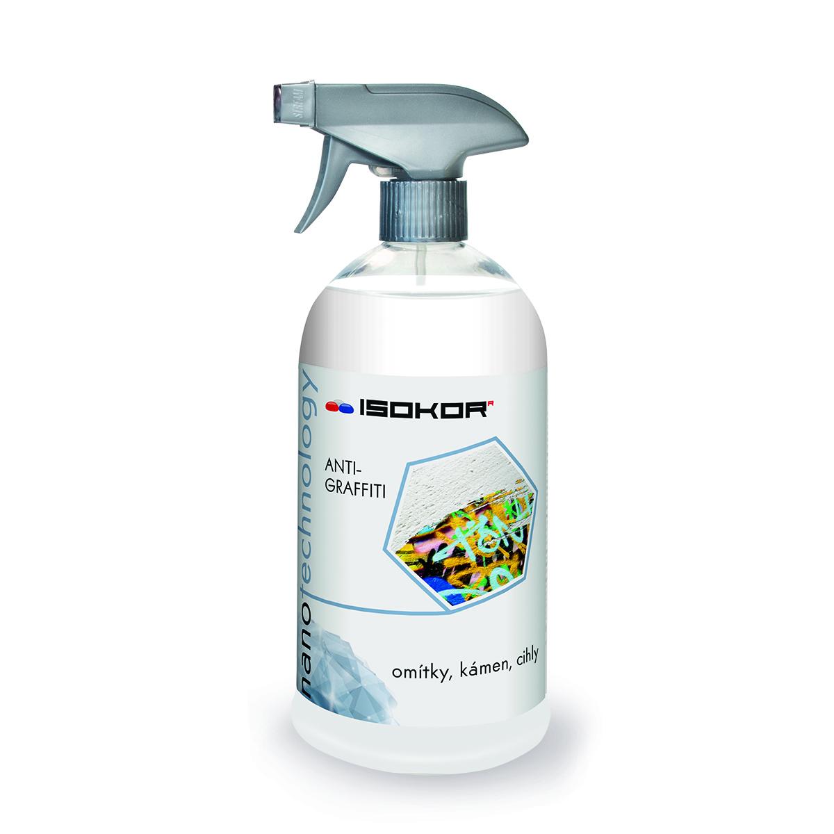 Ochranna proti sprejům - IsoKor® Antigraffiti 950ml