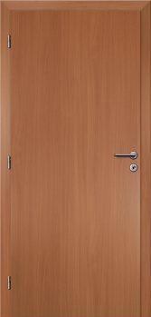 Dveře interiérové Klasik - Buk 60cm Levé - Plné