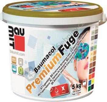 Spárovací hmota Baumit Baumacol PremiumFuge 5kg - Grey
