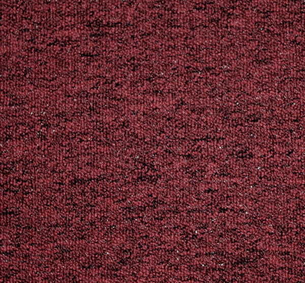 Zátěžový koberec COBALT červený - 380