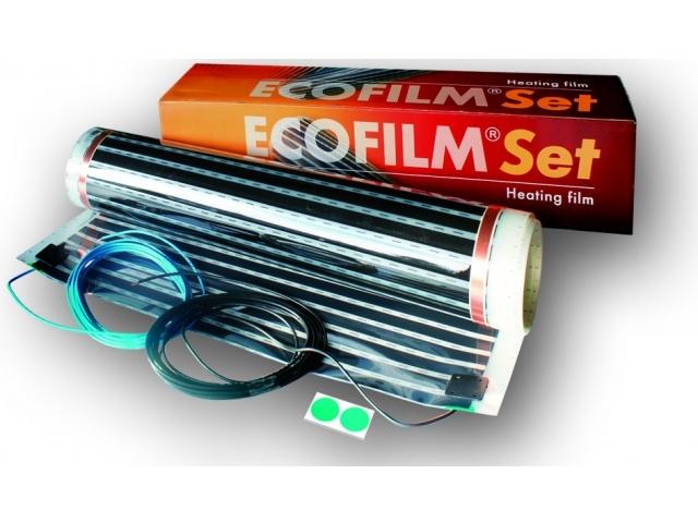 Topná fólie ES 60-2/66 - 2m / Ecofilm Set 66W