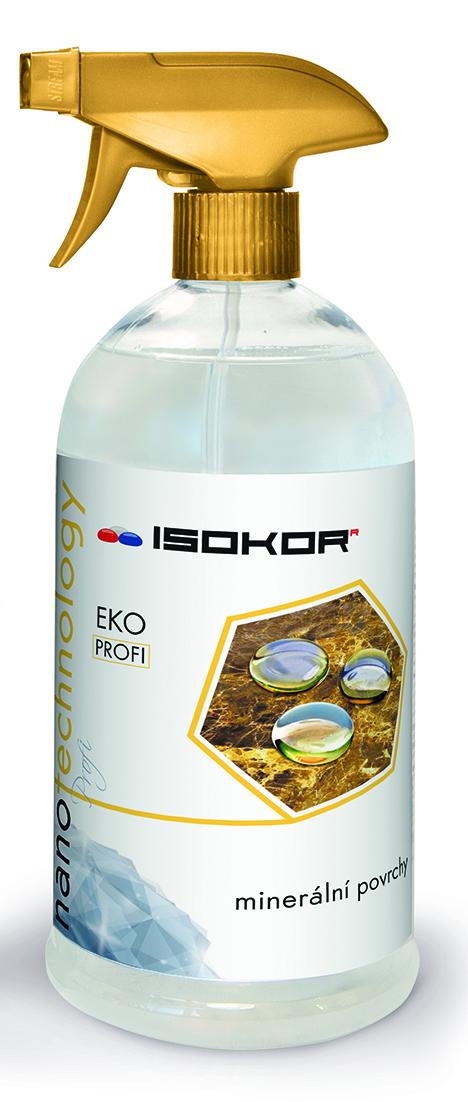 Nano impregnace kamene, pískovce - IsoKor® Eko Profi 950ml