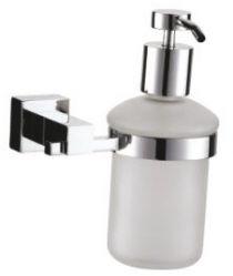 Dávkovač tekutého mýdla Element, mléčné sklo - ELE99NEW