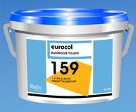 159 Eurowood MS PRO - Elastické lepidlo na dřevěné podlahy a parkety 16kg (cena za kg)