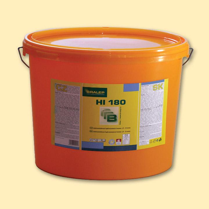 BRALEP HI 180 3kg - Jednosložková prášková hydroizolační hmota (cena za kg)