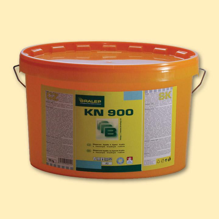 BRALEP KN 900 4kg - Disperzní lepidlo k lepení krytin s hladkým rubem (cena za kg)