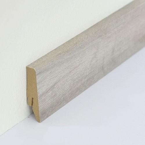 Soklová lišta R1 - Dub stříbrný R1009
