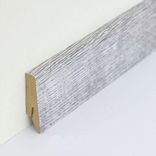 Soklová lišta R1 - Dub šedý RV808