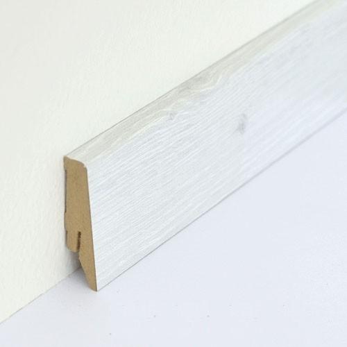 Soklová lišta R1 - Dub bílý vápněný RV811