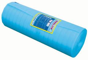 Kročejová izolace pod podlahy, Mirelon modrý (cena za m²)