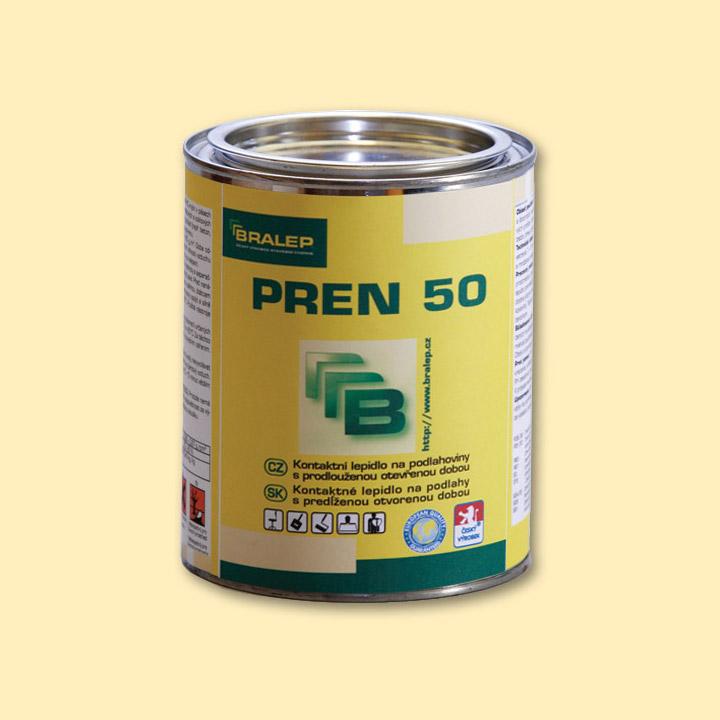 BRALEP PREN 50 15kg - Kontaktní chloroprenové lepidlo (cena za kg)