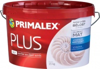 Primalex Plus 15kg - Bílý