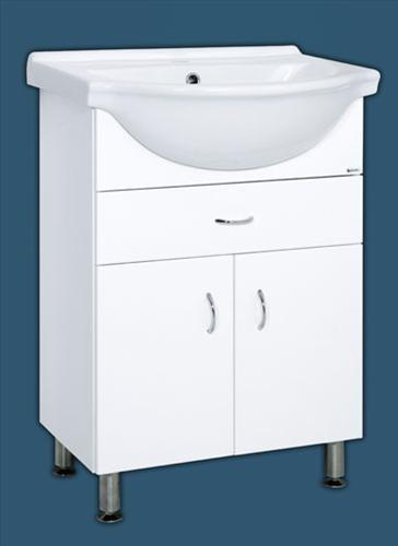 Keramia Pro skříňka s umyvadlem 60 cm - PRO60Z
