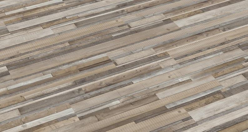 Laminátová plovoucí podlaha ROOMS STUDIO - Multi strip R0824