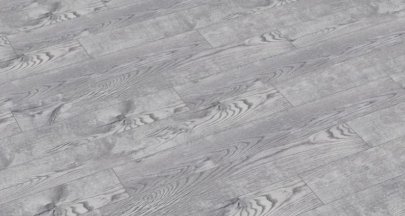 Laminátová plovoucí podlaha ROOMS SUITE - Dub šedý RV808 - šíře 193mm