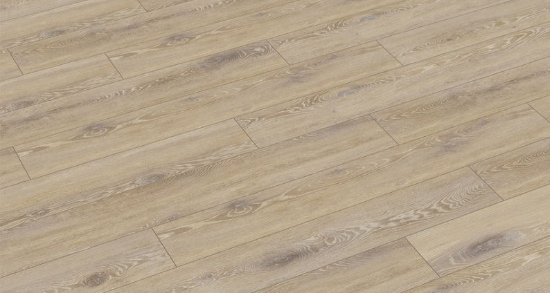 Laminátová plovoucí podlaha ROOMS SUITE - Dub béžový vápněný RV810 - šíře 157mm