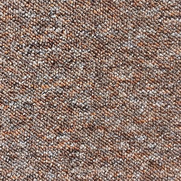 Bytový koberec Timzo A1 COLORO STORY 9142 rezavá šíře 4m