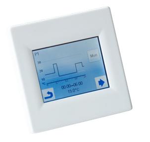 Fineza Termostat digitální s dotykovým displejem - TDOT