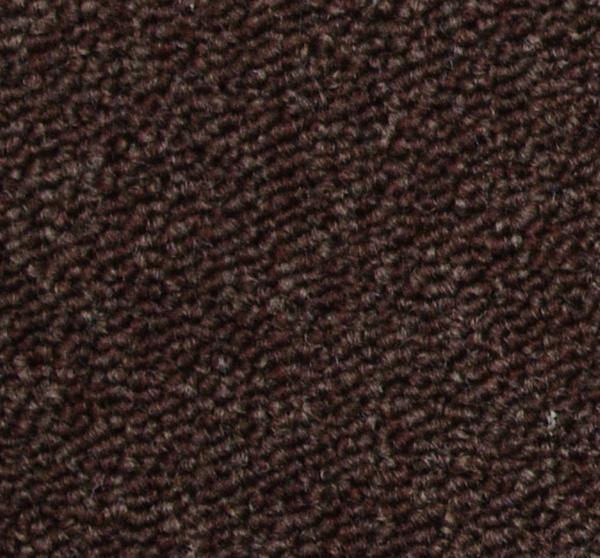 Zátěžový koberec COBALT tm.hnědý - 331