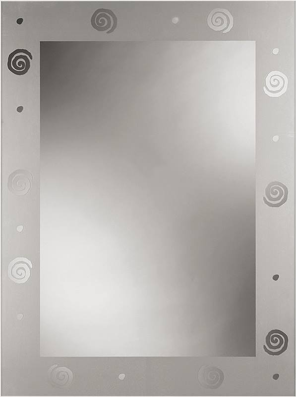 Zrcadlo Tremosive 80x60 cm - ZTR8060F