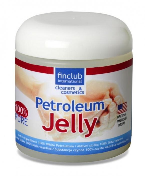 Finclub 100% čistá vazelína Petroleum Jelly 200 g - 405077