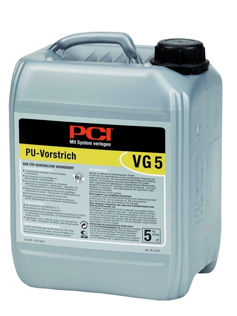 Jednosložková PU penetrace VG 5 - 5 Litrů